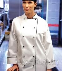 Áo bếp mẫu 04