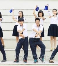 Áo quần đồng phục học sinh