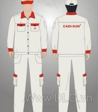 Đồng phục bảo hộ lao động 17