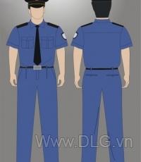 Đồng phục bảo vệ 1
