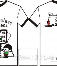 Đồng phục lớp, áo lớp 13