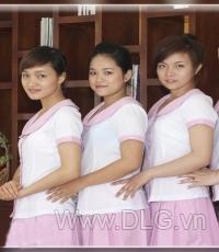 Đồng phục nhân viên spa 04