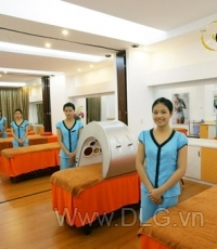 Đồng phục spa, massage 25