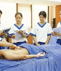 Đồng phục spa, massage 31