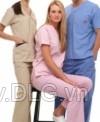 Đồng phục y, bác sỹ 09