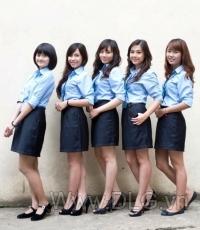 Mẫu đồng phục học sinh 05