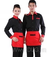 Mẫu đồng phục nhà hàng 14