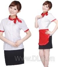 Mẫu đồng phục nhà hàng 16