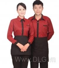 Mẫu đồng phục nhà hàng 34