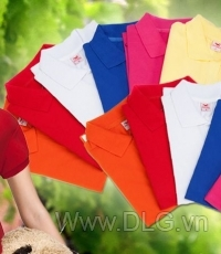 Tổng hợp các mẫu đồng phục áo thun nam nữ