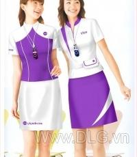 Trang phục cho nhân viên PR, PG 12