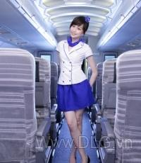 Trang phục tiếp viên HK01