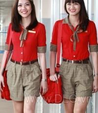 Trang phục tiếp viên HK07