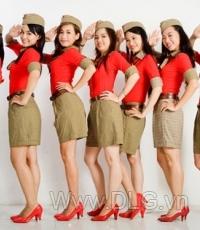 Trang phục tiếp viên HK13