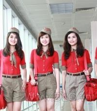 Trang phục tiếp viên HK25
