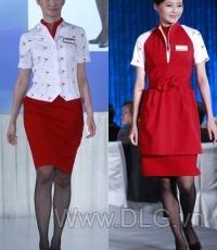 Trang phục tiếp viên HK27