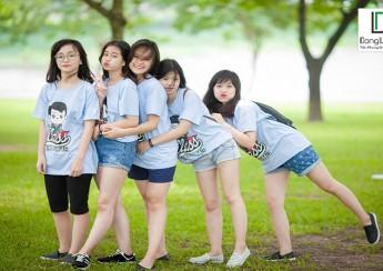 5 Tuyệt chiêu vàng chọn may áo thun đồng phục Đà Nẵng
