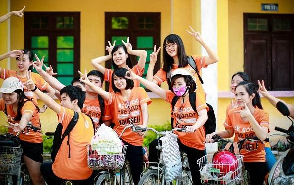 May áo đồng phục Đà Nẵng