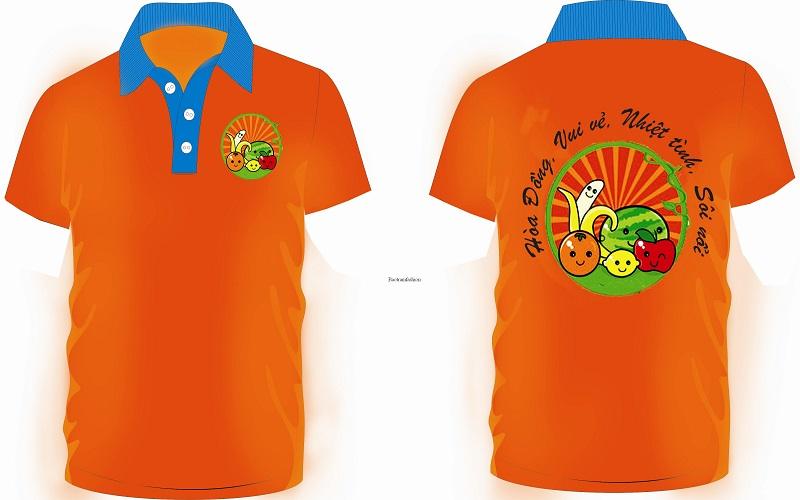 3 tiêu chí chọn áo thun đồng phục Đà Nẵng đẹp mắt