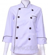 Áo bếp mẫu 02