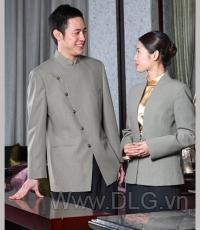 Đồng phục lễ tân nam nữ 02