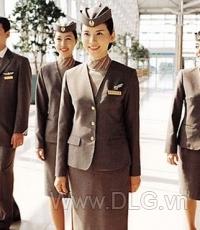 Trang phục tiếp viên HK09