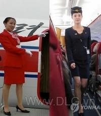 Trang phục tiếp viên HK14