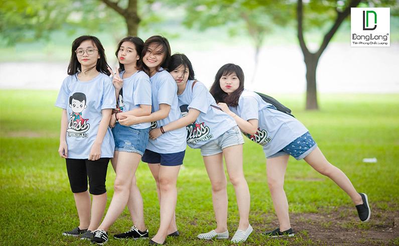 Đồng phục nhóm dễ thương Đà Nẵng