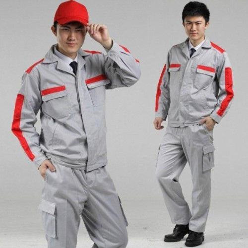 May đồng phục công nhân Đà Nẵng
