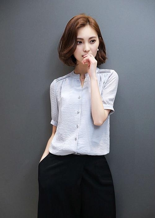Áo đồng phục công ty đẹp Đà Nẵng