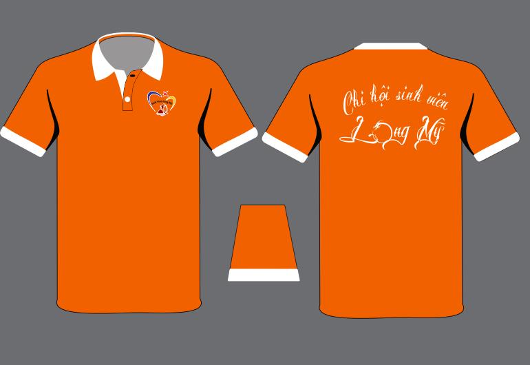Đồng phục màu cam