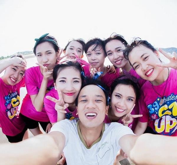 Áo đồng phục học sinh Đà Nẵng